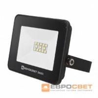 Прожектор светодиодный ЕВРОСВЕТ 20W ES-20-504 BASIC 1100Лм 6400К