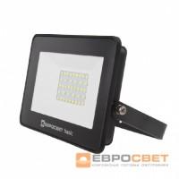 Прожектор светодиодный ЕВРОСВЕТ 50W ES-50-504 BASIC 2750Лм 6400К