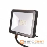 Прожектор светодиодный ЕВРОСВЕТ EV-10-504 PRO 10Вт 900Лм 6400K