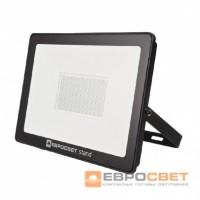 Прожектор светодиодный ЕВРОСВЕТ EV-100-504 100W STAND 8000Лм