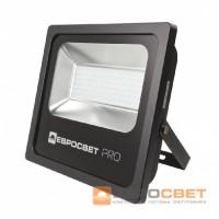 Прожектор светодиодный ЕВРОСВЕТ EV-150-504 PRO 150Вт 13500Лм 6400K
