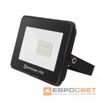Прожектор светодиодный ЕВРОСВЕТ EV-20-504 PRO 20Вт 1800Лм 6400K