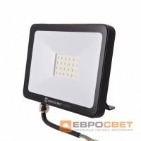 Прожектор светодиодный ЕВРОСВЕТ EV-30-504 STAND 30W 2400Лм 6400K