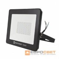 Прожектор светодиодный ЕВРОСВЕТ EV-50-504 STAND 50W 4000Лм 6400K