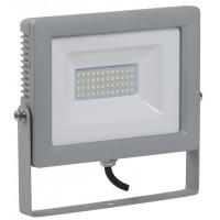 Прожектор СДО07-50 светодиодный серый IP65 IEK (1)