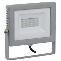 Прожектор СДО07-10 светодиодный серый IP65 IEK (1)