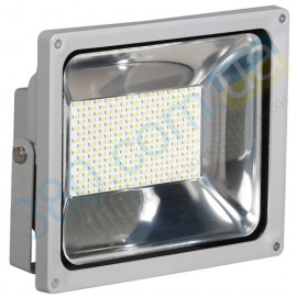 Прожектор СДО 05-50 светодиодный серый SMD IP65 IEK (1)