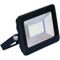 Прожектор LFL  20Вт 6400K SMD IP65 черный 1700Lm ELMAR