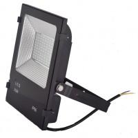 Прожектор LFL  50Вт 6400K SMD IP65 черный 4250Lm ELMAR