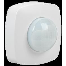 Датчик движения ДД 022 белый 2000Вт, угол обзора 360град., дальность 4мх20м, IP20, IEK (1)