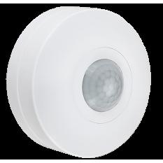 Датчик движения ДД 025 белый, 1200Вт, 360 гр.,6м, IP20, IEK (1)
