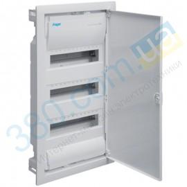 VU36UA Щит VOLTA внутренний 36+6 модулей, 3ряда, метал. двери, без клем ІР30 Hager