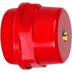 Ізолятор пластиковий e.bus.sm.stand.25.bk без кріплення