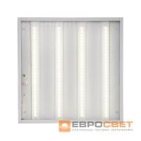 Светильник светодиодная панель ЕВРОСВЕТ LED-SH-595-20 OPAL 36Вт 4000K 3000Лм