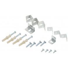 Комплект крепежных элементов №1 (накладной монтаж) IEK (1)