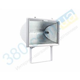 Прожектор галогенный ИО 1500 белый IP54 IEK (1)