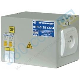 Ящик с понижающим трансформатором ЯТП 0,25 220/36-2 IEK (1)