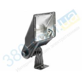 Прожектор галогенный ИО 300К чорный IP33 IEK (16)