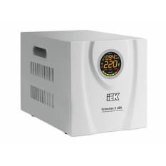 Стабилизатор напряжения Extensive 10 кВА релейный электронный переносной IEK (1)