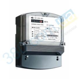 Счетчик НИК 2301 АП2 В 3х220/380 5(60)А 3ф. електромеханический, однотарифный