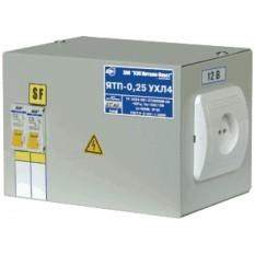 Ящик с понижающим трансформатором ЯТП 0,25 220/24-2 IEK (1)